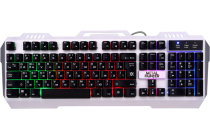 Gaming keyboard Metal Hunter GK-140L podrobno