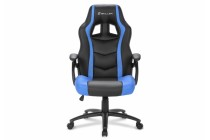 SHARKOON gaming chair Shark Skiller SGS1 black / blue podrobno
